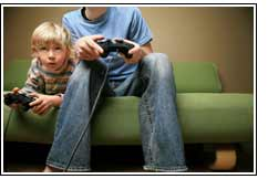 Youth Distracted by or Addicted to Video Games?