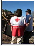 Hurricane Gustav - Red Cross Assistance