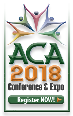 Register for ACA's 2018 Conference!