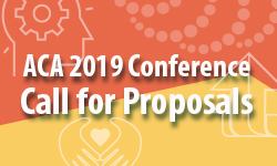 ACA 2019 Call for Proposals image link
