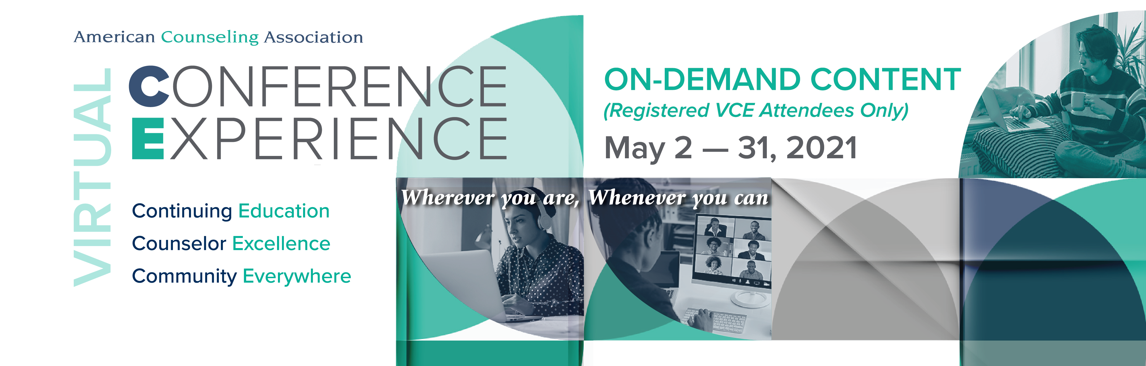 On Demand Virtual Conference 2021 banner