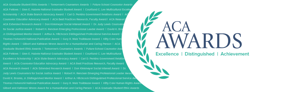 ACA Awards Banner