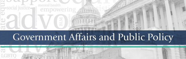 GAPP - Government Affairs and Public Policy