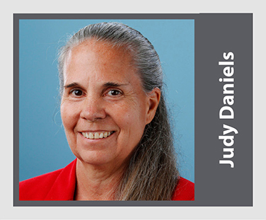 Judy Daniels Election Photo