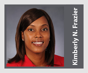Kimberly N. Frazier Election Photo