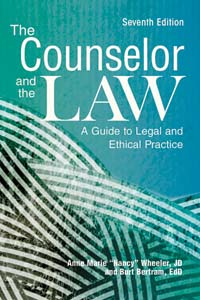 The Counselor and the Law, 7e