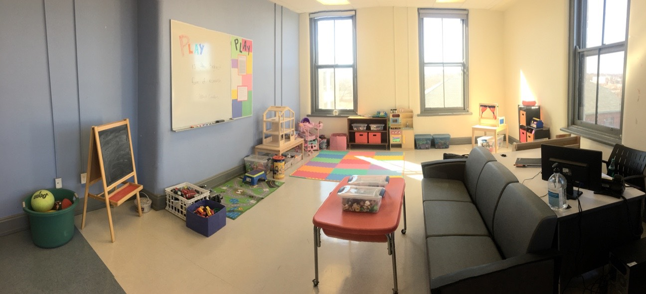 Play therapy room 2