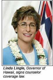 Linda Lingle: Governor of Hawaii